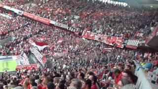 Spiel - Zusammenschnitt | Fortuna Düsseldorf - Eintracht Braunschweig | 01.08.14 F95