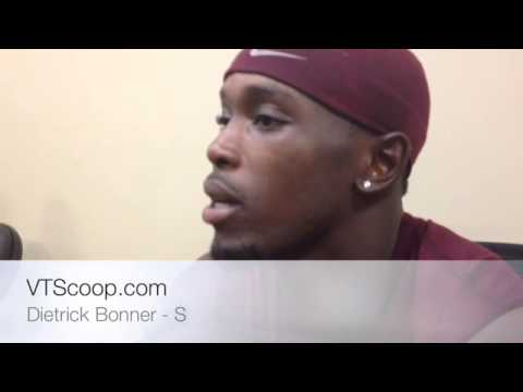 Detrick Bonner Interview 10/1/2013 video.