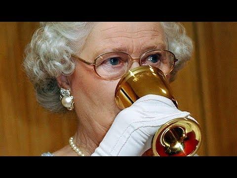 Чем питается королева Елизавета чтобы сохранить свое здоровье