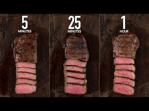 What's the best way to GRILL the perfect STEAK? | Guga Foods