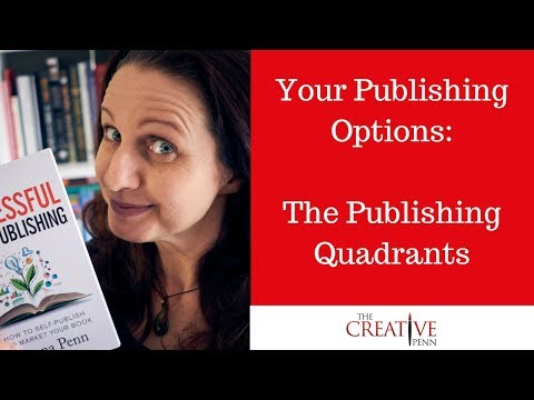 Publishing a Book: Traditional publishing, self-publishing, print-on-demand and digital publishing