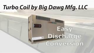 Fan Conversion for Turbo Coil