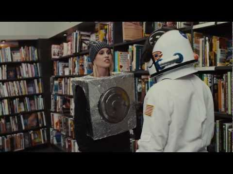 Blue Like Jazz - Clip - Robot Invasion at the bookstore