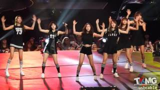Download Lagu [160730] KCON LA 2016 GFRIEND Black Cat Nero Special Performance Mp3