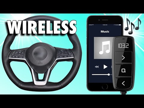 ZUS Wireless HD Music & Car Phone FM Transmitter  ▬ Make Your OLD CAR...SMART! Series - Part 3
