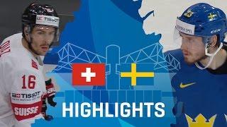Швейцария - Швеция 1-3