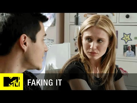 Faking It 2.20 (Clip 'What Did It Mean?')