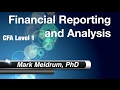 1.  CFA Level 1 Financial Reporting and Analysis Reading 21 LO1 and LO2