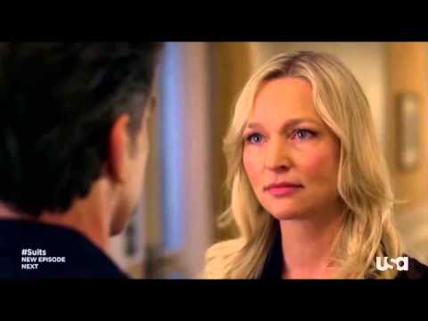 Couple Campbell (Joan and Arthur Campbell) - Covert Affairs