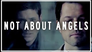 destiel • not about angels