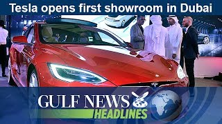Daily headlines from the UAE and around the world brought to you by Gulf News. Tesla opens first showroom in Dubai. Trump...