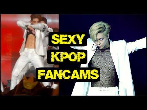 Sexiest Korean Male Idol K-Pop Fan-Cams (섹시한 직캠) [PART 1]