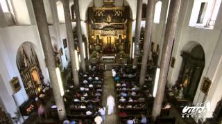 Time Lapse Un domingo en La Merced - Sunday at La Merced Church / Casco Antiguo Panama