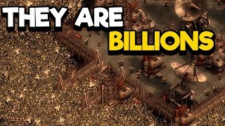 Video They Are Billions Gameplay - Zombie Defense Post Apocalyptic City Building MP3, 3GP, MP4, WEBM, AVI, FLV Mei 2019