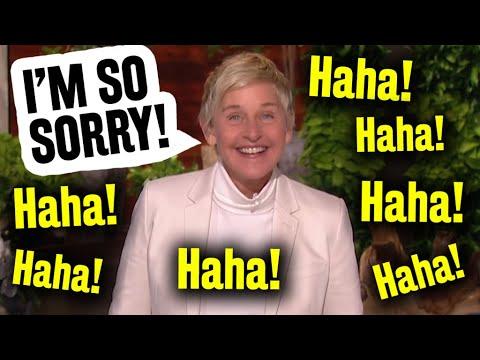 Ellen DeGeneres's First Monologue - Reaction: Too Many Jokes? - Ellen Show Apology