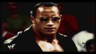 WWE  The Rock Tribute Revelations