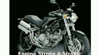 2. 2007 Ducati Monster S2R 1000 Specification