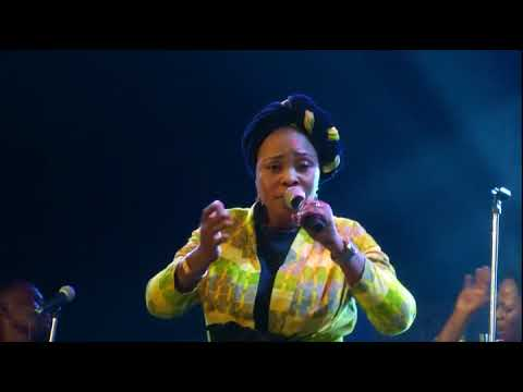 TOPE ALABI Worship His Majesty @ SERAPH YOUTH MEGA CONCERT 2018