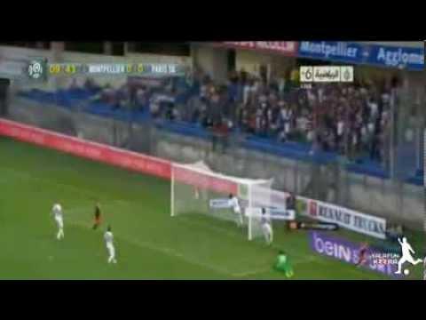 PSG vs Montpellier ● All Goals & Highlights ● 09/08/2013 .
