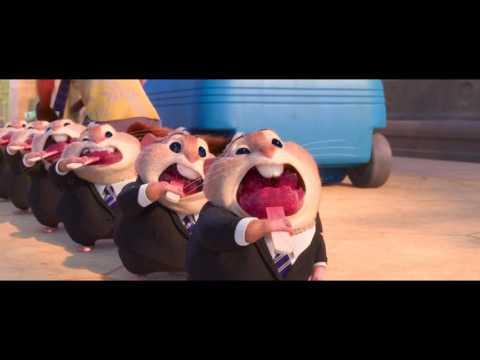 ZOOTROPOLIS | UK Trailer 2 | Official Disney UK