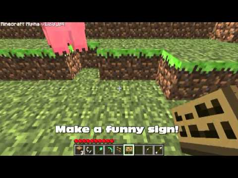 Fun Things to do in Minecraft (Old)