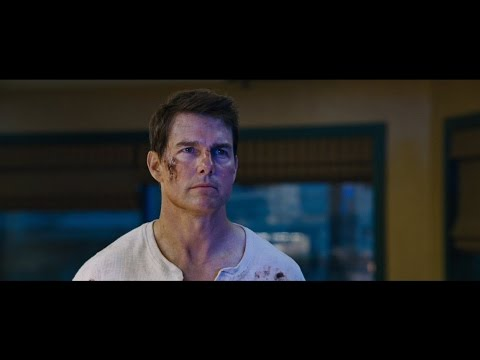 Jack Reacher: Never Go Back (IMAX Trailer)