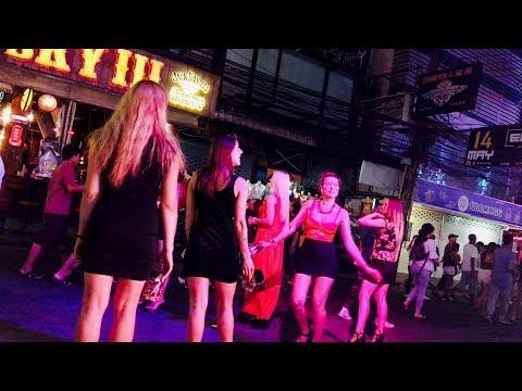 Video Walking Street, Pattaya Night Life - Thailand 4K HD download in MP3, 3GP, MP4, WEBM, AVI, FLV January 2017
