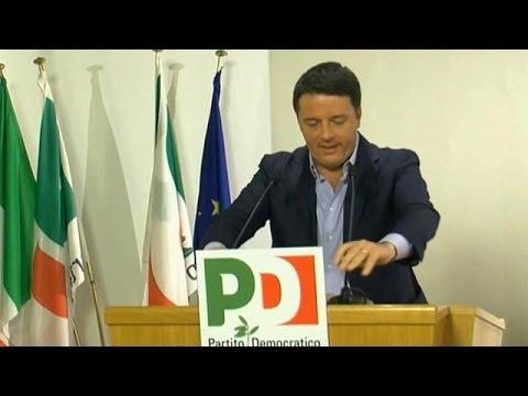 Ιταλία: Υπέβαλε και επίσημα την παραίτηση του ο Ρέντσι