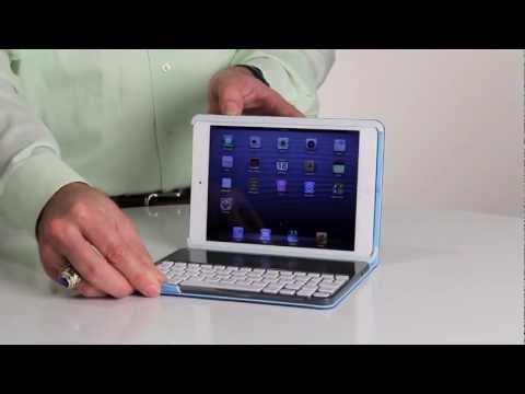 folio - Check out the video to see the Logitech Keyboard Folio and Logitech Keyboard Folio mini in action.