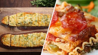 Family-Friendly Weeknight Lasagna Dinner • Tasty by Tasty