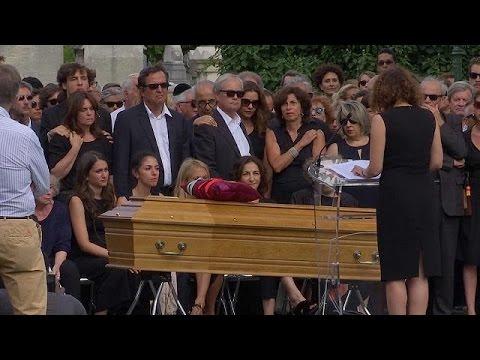 Γαλλία: Κηδεύθηκε η διάσημη σχεδιάστρια μόδας Σόνια Ρικέλ