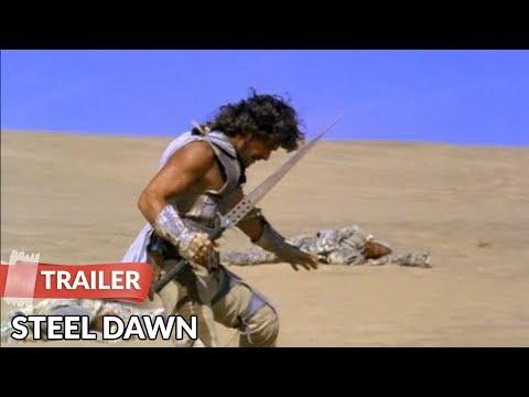 Steel Dawn 1987 Trailer | Patrick Swayze | Lisa Niemi | Anthony Zerbe