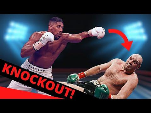 Anthony Joshua vs. Tyson Fury | Full Fight Highlights 2021 Why Anthony Joshua beats Gypsy King Fury!
