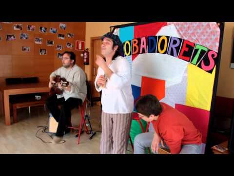 Actuación del grupo Trobadorets