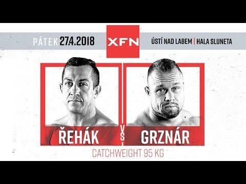 Michal Řehák vs Filip Grznár   XFN 10 Ústí nad Labem