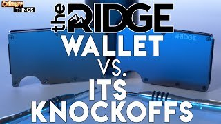 Video The Ridge Wallet vs. Knockoffs! Are they really just as good? MP3, 3GP, MP4, WEBM, AVI, FLV Juni 2019