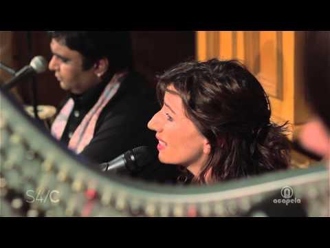 Ghazalaw – Teri Aankhon Nein Seren Syw (Live at Acapela Studio – www.acapela.co.uk)