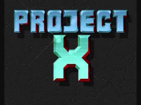 Project X Main Theme Amiga