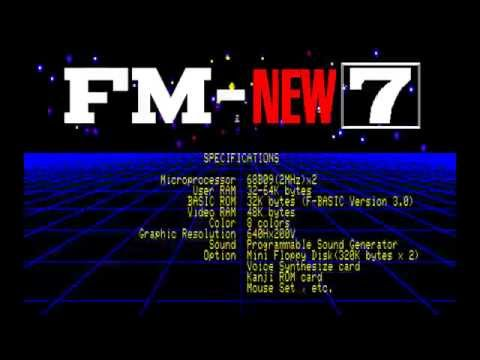 FM-7 (NEW) DEMO
