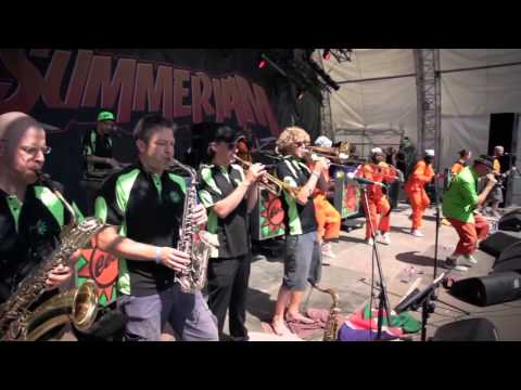 EES & the Yes Ja Band at SummerJAM 2013