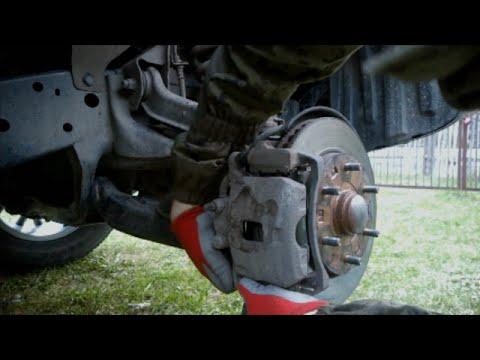 Тормоза паджеро спорт 2 фото