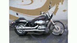 4. 2009 Honda Shadow Spirit 750 - Walkaround, Specification