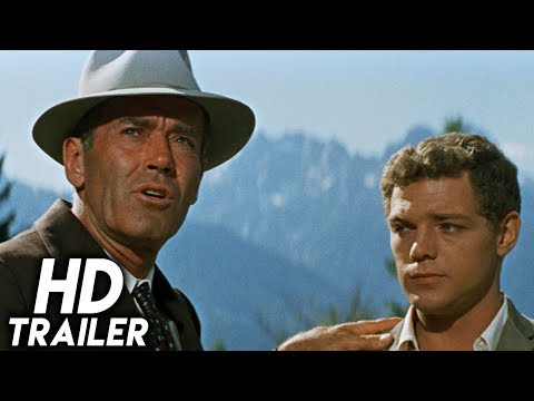 Spencer's Mountain (1963) ORIGINAL TRAILER [HD 1080p]