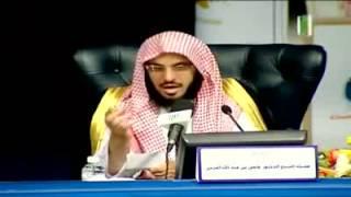 فابصق على كل عثمان مررت به - إلا الخليفة عثمان بن عفان - قصة طريفة للشيخ القرني -