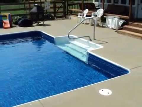Pool Liner Repair - Springfield, Missouri