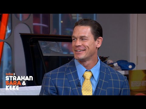 John Cena Puts His Money Where His Mouth Is