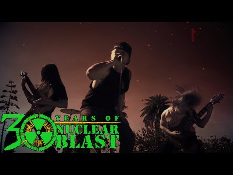 RINGS OF SATURN - Inadequate OFFICIAL MUSIC VIDEO