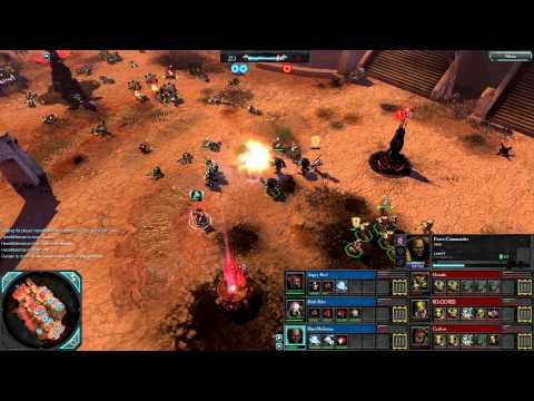 dawn of war 2 - 3.19.1 + Elite Mod 2.0.10 HansMoleman | Space Marines [Force Commander] Dark Riku | Space Marines [Apothecary] Angry Bird | Space Marines [Techmarine] vs Cae...