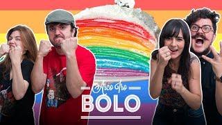 Video BOLO ARCO-ÍRIS 🍰 🌈 | TODO MUNDO CONTRA DANI feat. NILCE E LEON | DANI NOCE RECEITA MP3, 3GP, MP4, WEBM, AVI, FLV Mei 2018