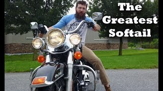 3. Watch This before you Buy a Heritage softail